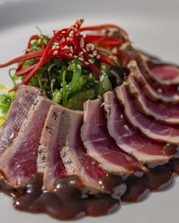 Lukes Sushi Ahi Tuna