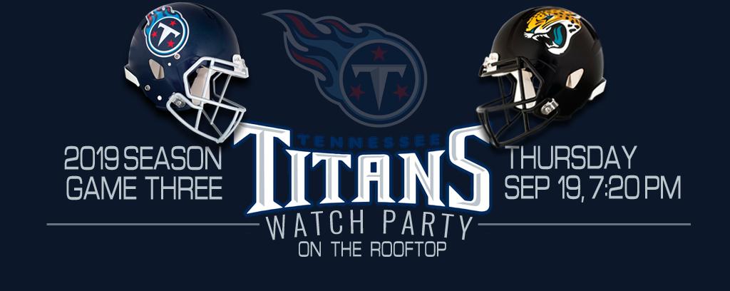 Titans Jaguars